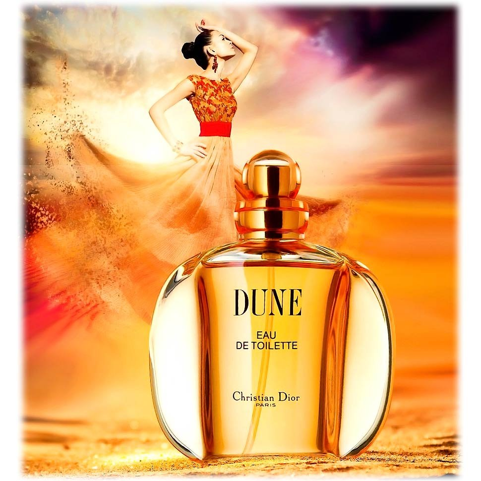 Dune Christian Dior купить духи Дюна от Кристиана Диора