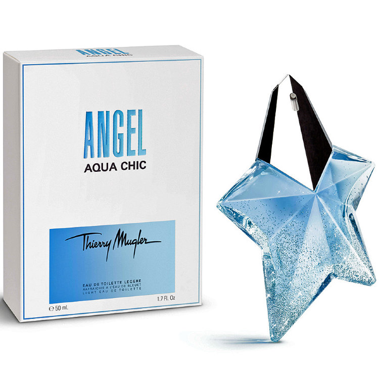 Angel Aqua Chic Thierry Mugler