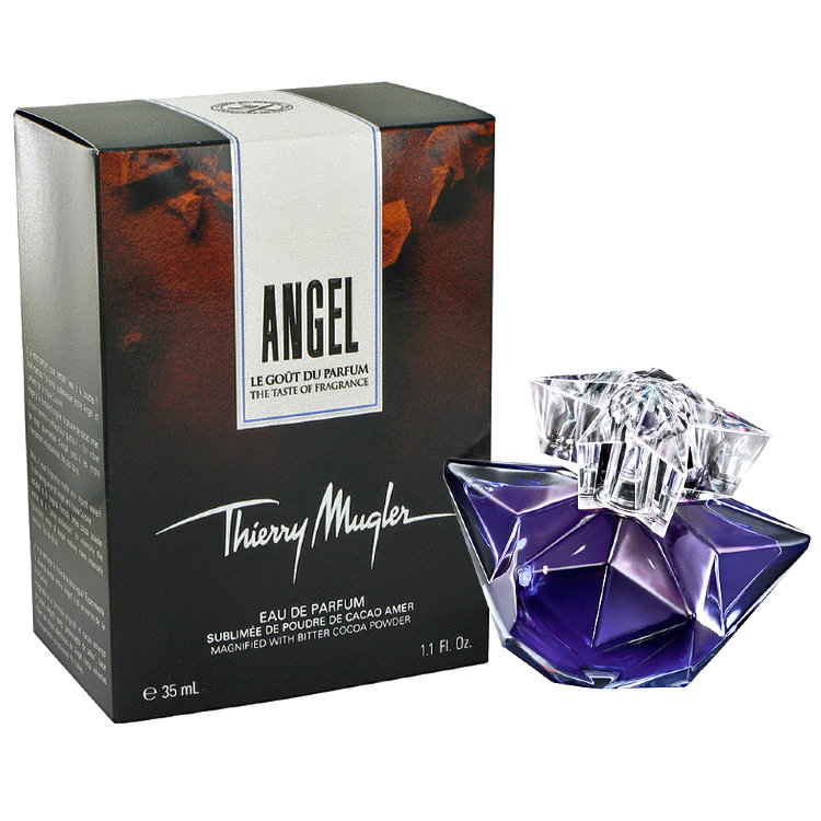 Angel the Taste of Fragrance Thierry Mugler