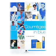 Courreges in Blue - Courreges in Blue poster