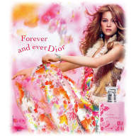 Forever and Ever Dior Christian Dior - Forever and Ever Christian Dior poster