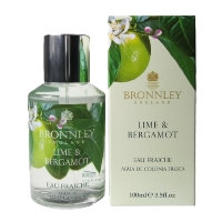 Lime and Bergamot Bronnley