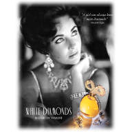White Diamonds Elizabeth Taylor - White Diamonds Elizabeth Taylor poster