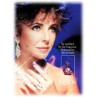 Passion Elizabeth Taylor - Passion Elizabeth Taylor poster